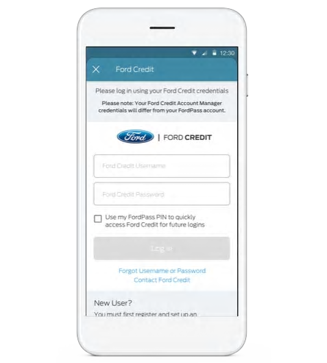 My Ford Credit >> What Is Fordpass Ford Dealers Near Me Ford In South Carolina