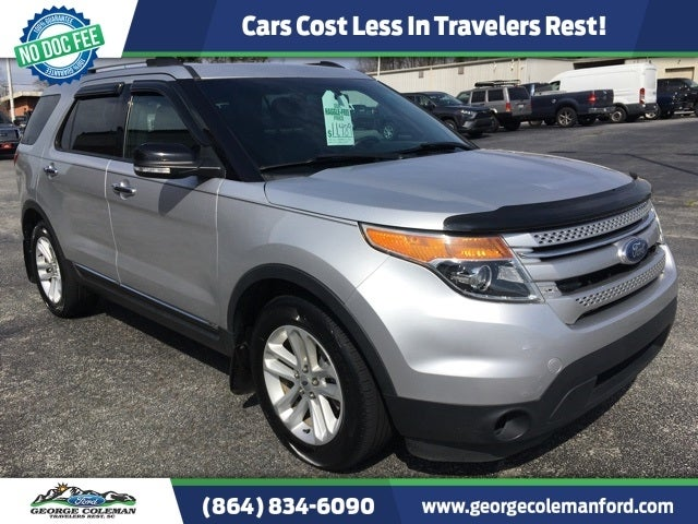 2012 ford explorer xlt in travelers rest sc george coleman ford
